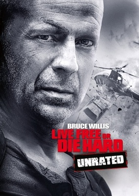Live Free or Die Hard movie poster (2007) poster MOV_30dd0c50