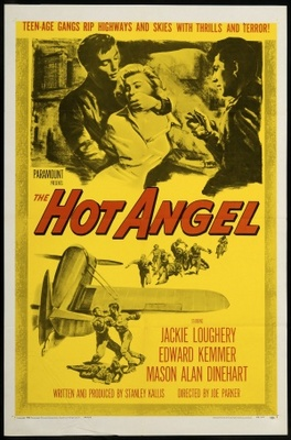 The Hot Angel movie poster (1958) poster MOV_30e15db8