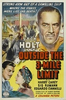 Outside the Three-Mile Limit movie poster (1940) picture MOV_30e428bd