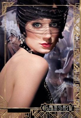The Great Gatsby movie poster (2012) poster MOV_30e8ecb7