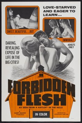 Forbidden Flesh: As Seen from a Hayloft in the Hills movie poster (1968) poster MOV_30eb2f1e