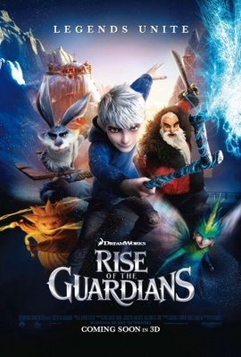 Rise of the Guardians movie poster (2012) poster MOV_30f27414