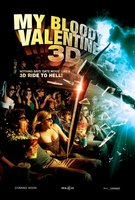 My Bloody Valentine movie poster (2009) picture MOV_30f38f84