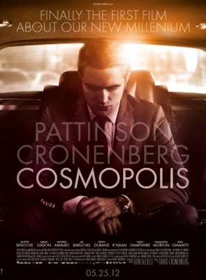 Cosmopolis movie poster (2011) poster MOV_30fc195a