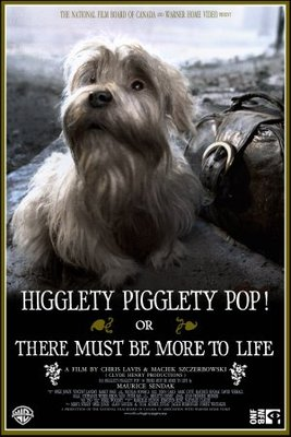 Higglety Pigglety Pop! or There Must Be More to Life movie poster (2010) poster MOV_30ff901a