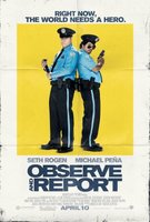Observe and Report movie poster (2009) picture MOV_3110cf43