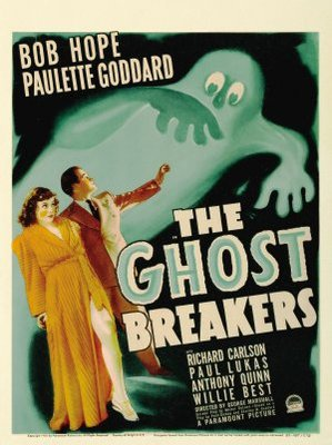 The Ghost Breakers movie poster (1940) poster MOV_311636f5