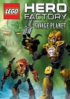 LEGO Hero Factory: Savage Planet movie poster (2011) picture MOV_3122e263