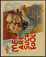Men Are Such Fools movie poster (1938) picture MOV_312652f0