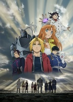 Fullmetal Alchemist: Milos no Sei-Naru Hoshi movie poster (2011) picture MOV_3131062f