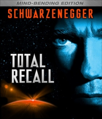 Total Recall movie poster (1990) poster MOV_3136ba5d