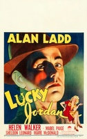 Lucky Jordan movie poster (1942) picture MOV_3138c405