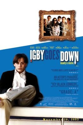 Igby Goes Down movie poster (2002) poster MOV_31397f84