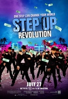 Step Up Revolution movie poster (2012) picture MOV_f8e8ee92