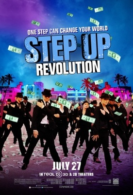 Step Up Revolution movie poster (2012) poster MOV_313c867d