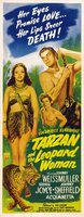 Tarzan and the Leopard Woman movie poster (1946) picture MOV_313dde43