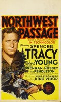 Northwest Passage movie poster (1940) picture MOV_313f8768