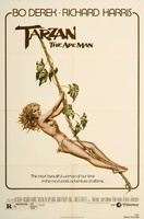 Tarzan, the Ape Man movie poster (1981) picture MOV_758bb224