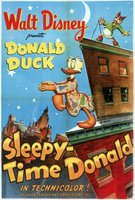 Sleepy Time Donald movie poster (1947) picture MOV_31427d87
