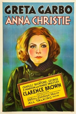 Anna Christie movie poster (1930) poster MOV_31444915