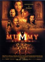 The Mummy Returns movie poster (2001) picture MOV_07243c5e