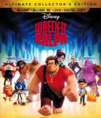Wreck-It Ralph movie poster (2012) poster MOV_31578e52