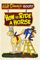 How to Ride a Horse movie poster (1950) picture MOV_315d5724