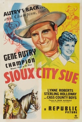 Sioux City Sue movie poster (1946) poster MOV_315f5a68