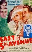 East of Fifth Avenue movie poster (1933) picture MOV_315f6db2
