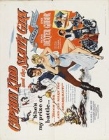 Captain Kidd and the Slave Girl movie poster (1954) picture MOV_3163b190