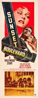 Sunset Blvd. movie poster (1950) picture MOV_3169333f