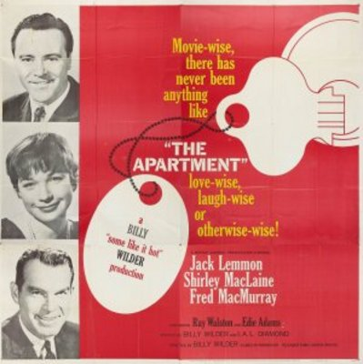 The Apartment movie poster (1960) poster MOV_316dcb7e