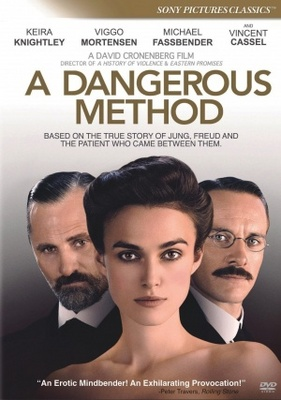A Dangerous Method movie poster (2011) poster MOV_316effc4
