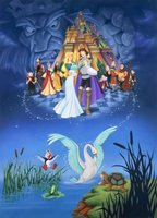 The Swan Princess movie poster (1994) picture MOV_3177347c
