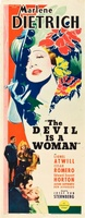 The Devil Is a Woman movie poster (1935) picture MOV_317ba199