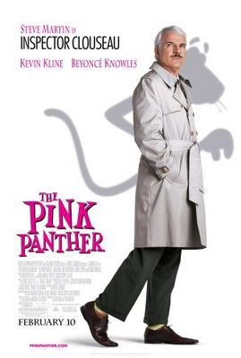 The Pink Panther movie poster (2005) poster MOV_31828213