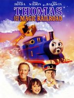 Thomas and the Magic Railroad movie poster (2000) picture MOV_31887cdb