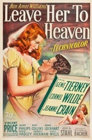 Leave Her to Heaven movie poster (1945) picture MOV_319296c7