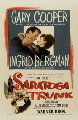 Saratoga Trunk movie poster (1945) poster MOV_31a1e67f