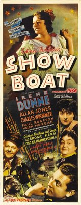 Show Boat movie poster (1936) poster MOV_31a22a79