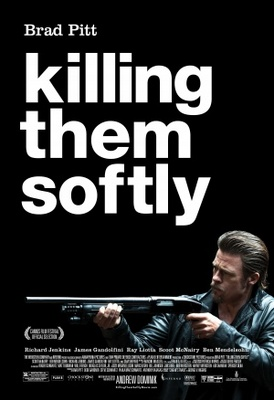 Killing Them Softly movie poster (2012) poster MOV_31a270ca