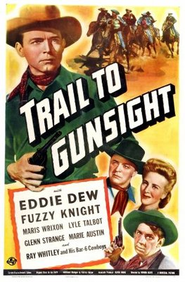 Trail to Gunsight movie poster (1944) poster MOV_31a393a3
