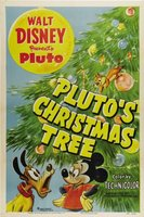 Pluto's Christmas Tree movie poster (1952) picture MOV_31a4fbec