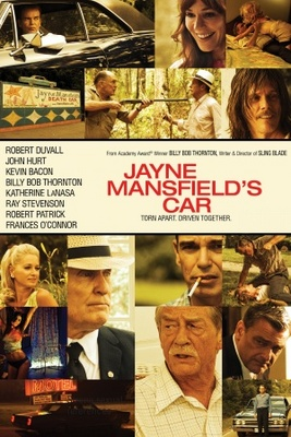 Jayne Mansfield's Car movie poster (2012) poster MOV_31aa1b2d