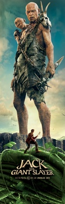 Jack the Giant Slayer movie poster (2013) poster MOV_31b04292