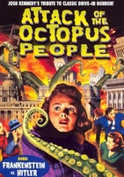 Attack of the Octopus People movie poster (2011) picture MOV_31b15e82