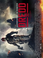 Dredd movie poster (2012) picture MOV_28e72eed