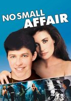 No Small Affair movie poster (1984) picture MOV_31bdd273