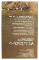 A Passage to India movie poster (1984) picture MOV_31c37e9b