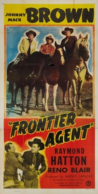 Frontier Agent movie poster (1948) poster MOV_31c5f4db